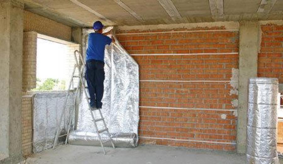 Reformas integrales de vivienda - Aislamiento paredes interiores ...