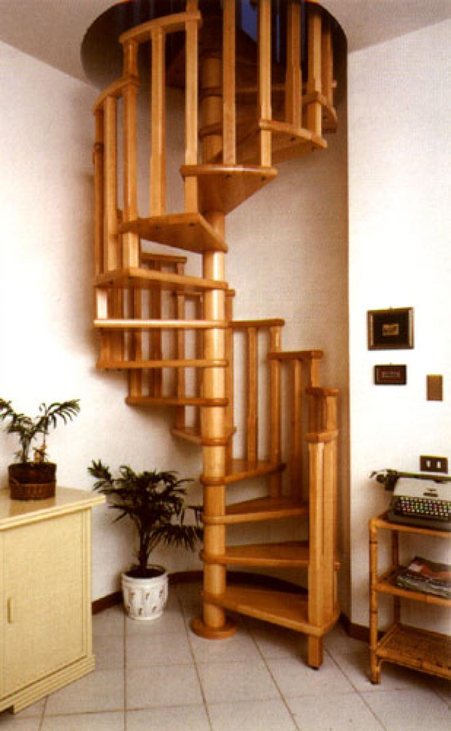 Escaleras De Caracol Madera Affordable Fotos With Escaleras De  ~ Precios De Escaleras De Caracol